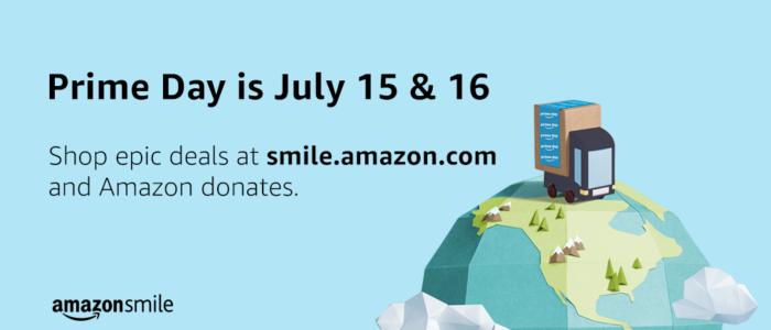 Support Graham Equestrian Center on Amazon Prime Days July 15 and 16.